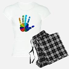 Hand Pajamas
