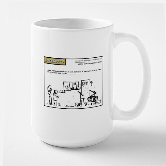Big Joke Cartoon landlord Mug