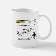 Joke Cartoon landlord Mug