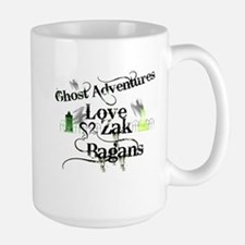 Ghost Adventures Large Mug