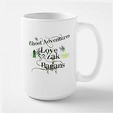 Ghost Adventures Large Mug
