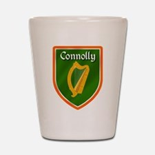 Connolly Family Crest Shot Glass