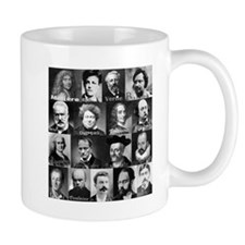 French Lit Faces Mug