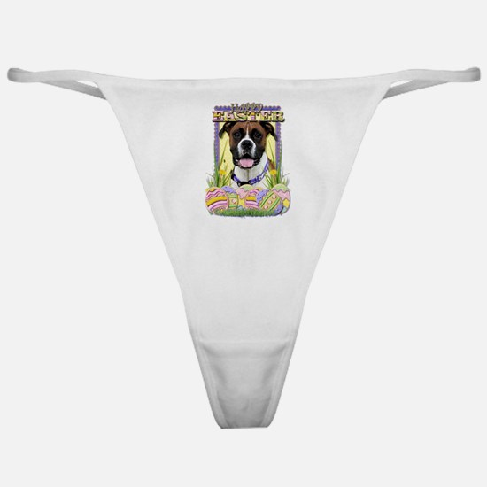 Easter Egg Cookies - Boxer Classic Thong