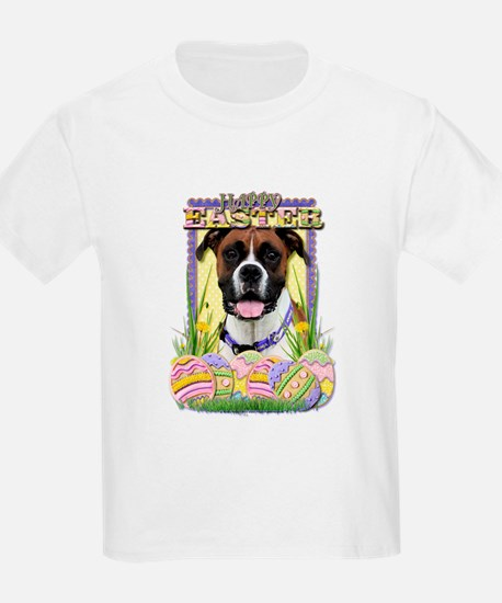 Easter Egg Cookies - Boxer T-Shirt