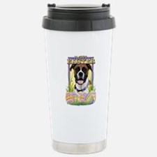 Easter Egg Cookies - Boxer Travel Mug