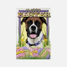 Easter Egg Cookies - Boxer Rectangle Magnet