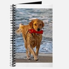Golden Retriever 6 Journal