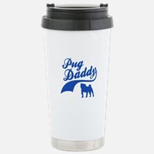 Pug Daddy Travel Mug