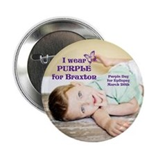 "Braxton 2 2.25"" Button (10 pack)"