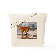 Golden Retriever 8 Tote Bag