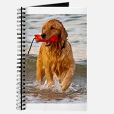 Golden Retriever 9 Journal