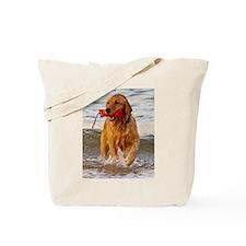 Golden Retriever 9 Tote Bag