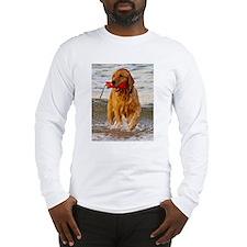 Golden Retriever 9 Long Sleeve T-Shirt