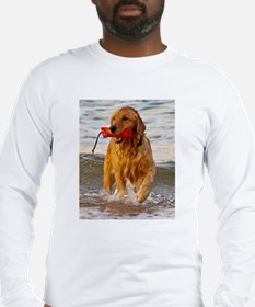 Golden Retriever 9 Long Sleeve T-Shirt
