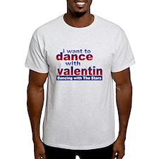 DWTS Val Fan T-Shirt