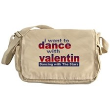 DWTS Val Fan Messenger Bag