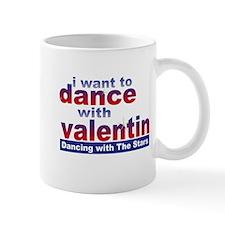 DWTS Val Fan Mug