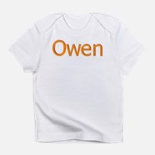 Personalized Infant T-Shirt, 4 color choices