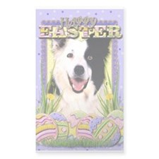 Easter Egg Cookies - Border Decal