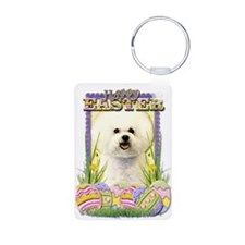 Easter Egg Cookies - Bichon Keychains
