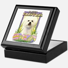 Easter Egg Cookies - Bichon Keepsake Box