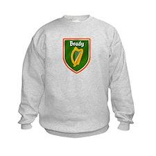 Brady Family Crest Sweatshirt