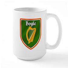 Boyle Family Crest Mug
