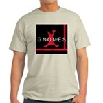 Gnomes Can't Dunk Ash Grey T-Shirt