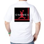 Gnomes Can't Dunk Golf Shirt