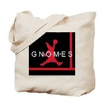 Gnomes Can't Dunk Tote Bag