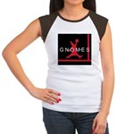 Gnomes Can't Dunk Women's Cap Sleeve T-Shirt