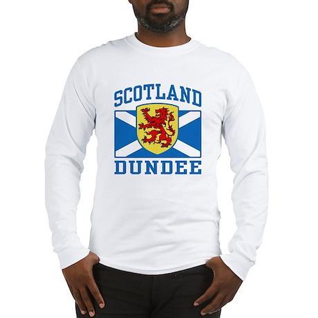 Dundee Scotland Long Sleeve T-Shirt
