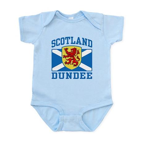Dundee Scotland Infant Bodysuit