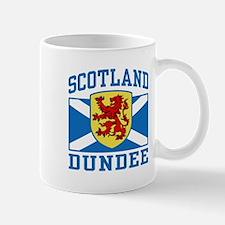 Dundee Scotland Mug