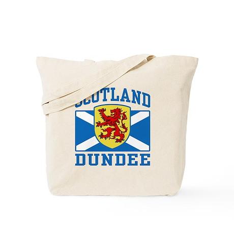 Dundee Scotland Tote Bag
