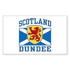 Dundee Scotland Decal