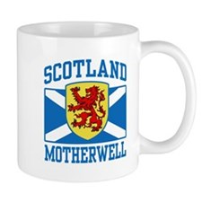 Motherwell Scotland Mug