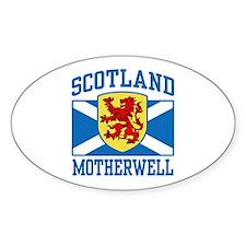 Motherwell Scotland Decal