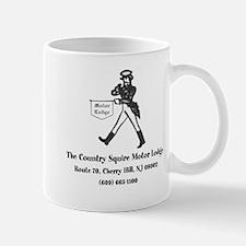 Country Squire Motel Mug