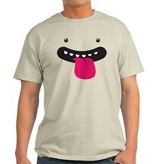 Silly Monster Face T-Shirt