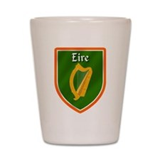 Eire Irish Shot Glass