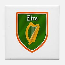 Eire Irish Tile Coaster