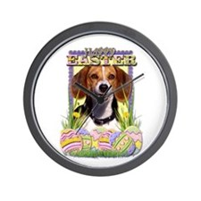 Easter Egg Cookies - Beagle Wall Clock