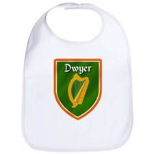 Dwyer Family Crest Bib