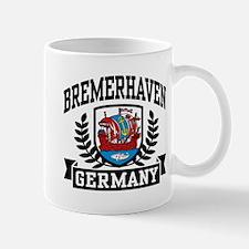 Bremerhaven Germany Mug