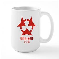 """""""Oita-ken"""" Mug"""
