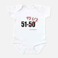 51-49 1/2 Infant Bodysuit