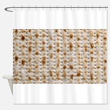 Matzo Mart Shower Curtain 2