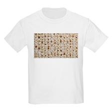 Matzo Mart Kids' Light T-Shirt 1 (White or Grey)